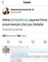 azmin-ali-tweet-ms-1