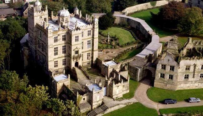 English Heritage staff reveal spookiest landmarks | Free ...
