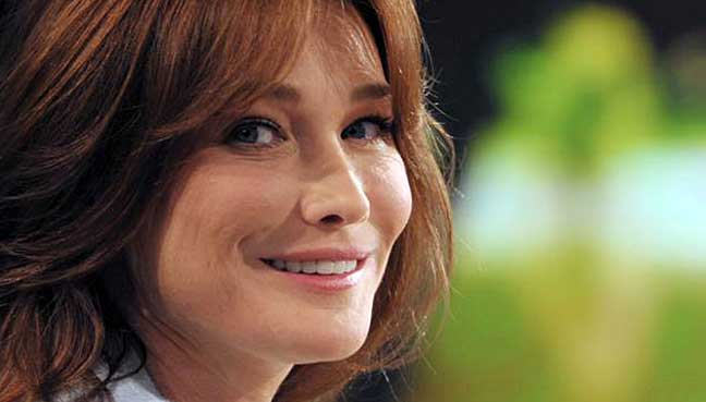 Carla Bruni Finds Joys Of English And Feminism Free Malaysia Today