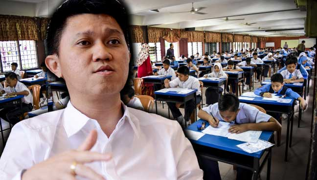 UPSR questions too tough? Education ministry disagrees