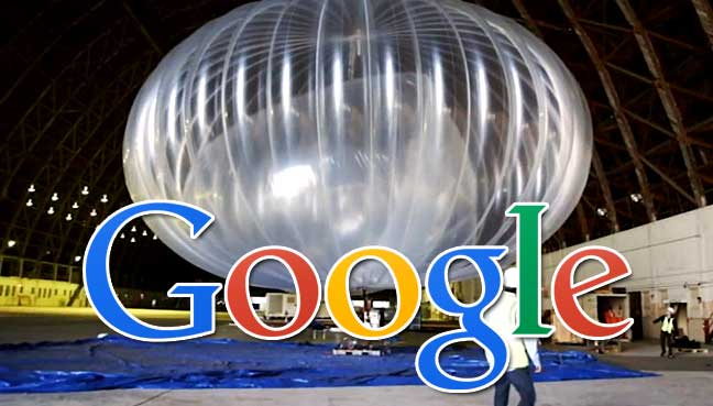 Google to use balloons to provide Puerto Rico cell service
