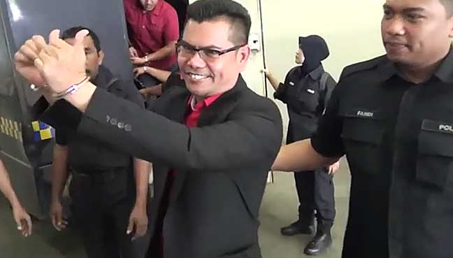 Jamal released, plans ice-cream protest next