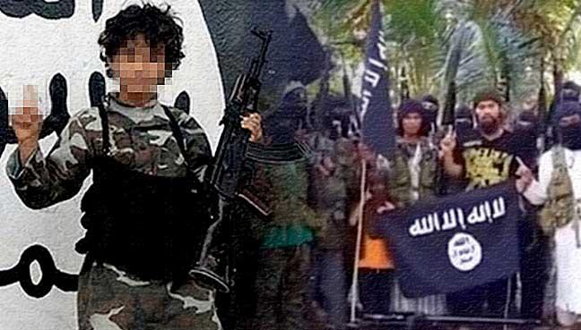 Alcuni bambini soldato sono stati uccisi tra i 32 combattenti stranieri a Marawi