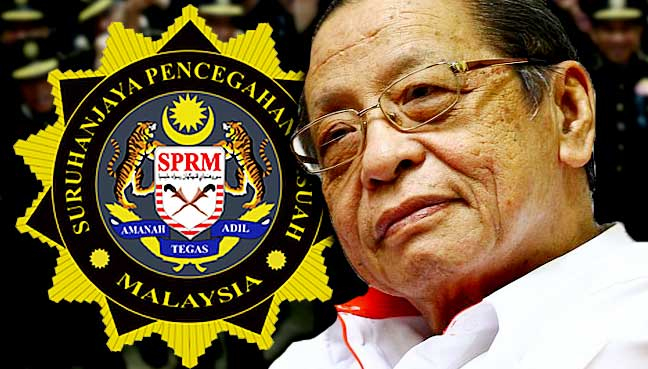 Kit Siang on 3 monkeys: All MACC officers must study English