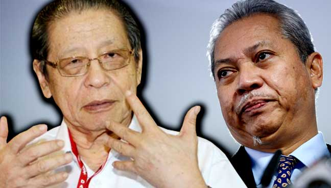 Kit Siang goads Annuar to clarify allegations of graft against him