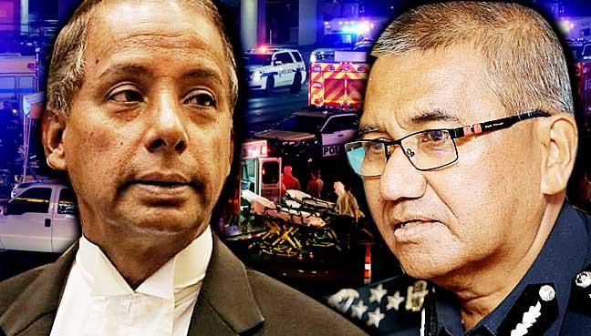 DAP MPs lament IGP's 'Vegas-like attack' comments