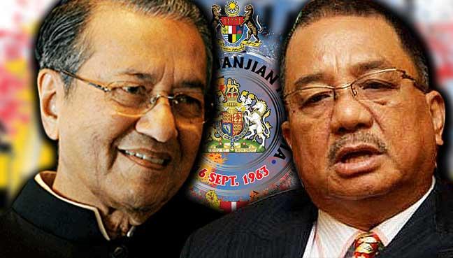 Lajim harap Dr M tunai janji kaji semula Perjanjian Malaysia