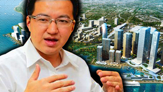 Johor's high-end projects not benefitting laymen, says DAP's Liew
