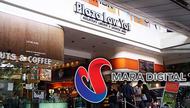It's Low Yat that's lost its shine, says Mara mall retailer