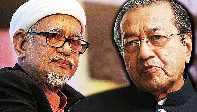 Hadi sedang kafirkan diri, kata Dr Mahathir