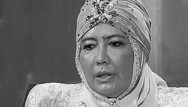 'Iron Lady' Maznah Hamid dies after heart surgery