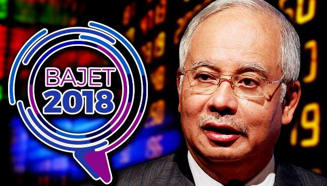 'Worst stock market' may be buoyed by Najib budget, say experts