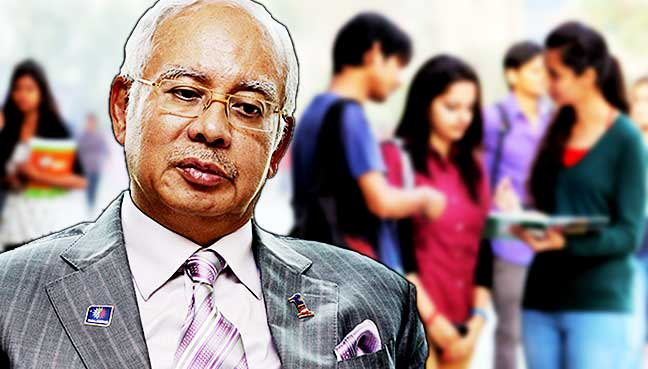 Meritocracy: You got it wrong about the Indians, Najib