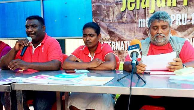 Azmin tak ikhlas bincang kerusi PRU, kata PSM
