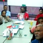 Blue Valley farmers meet at Cameron Highlands PSM branch office.