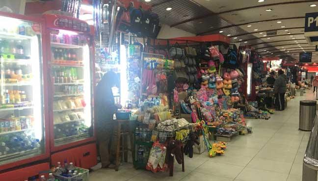 Pemilik gerai, Nudwah Nusyur, yang sudah berniaga di situ 28 tahun, berkata perniagaannya semakin merudum.