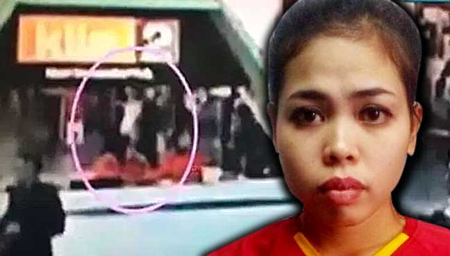 Two women accused of Kim Jong Nam airport assassination plead not guilty