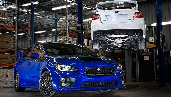 Subaru shares fall on reports of uncertified inspections