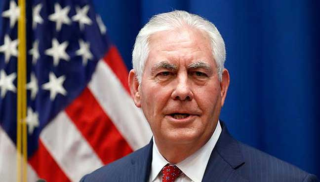 US Open to North Korea Talks 'Without Precondition': Tillerson
