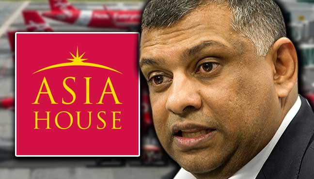 tony fernandes leadership Petaling jaya: airasia founder and group chief executive officer tan sri tony  fernandes has another feather in his cap: the asia house.