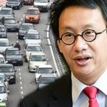 Wong: I just don't understand why the transport minister is becoming a car salesman.