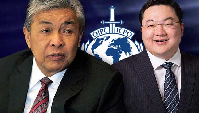 Putrajaya seeks Interpol's help in the hunt for Jho Low