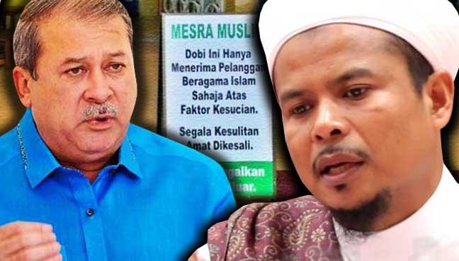 Pegawai Jakim selar Sultan Johor, bidas Cina tak bersih