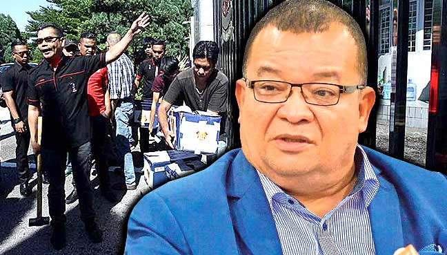 Now, Selangor Umno distances itself from Jamal Yunos too