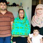 Ata-ul-Mohsin's-family