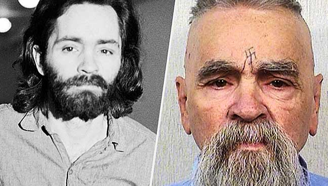 Charles Manson, cult leader and convicted murderer, dies