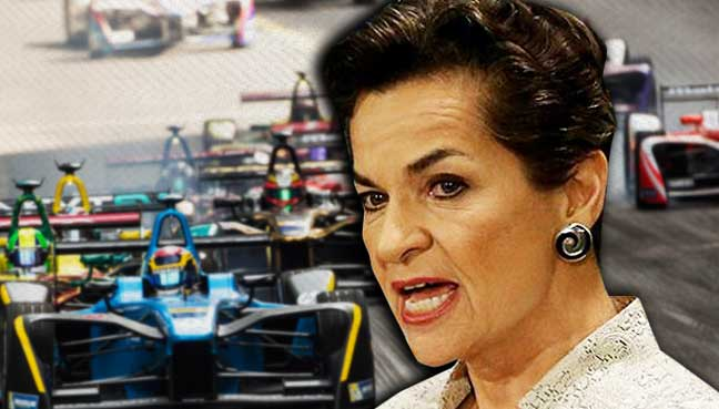 Christiana-Figueres-formula-e