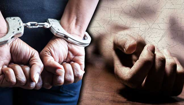 Cops-arrest-man-accused-of-abetting-father-suicide