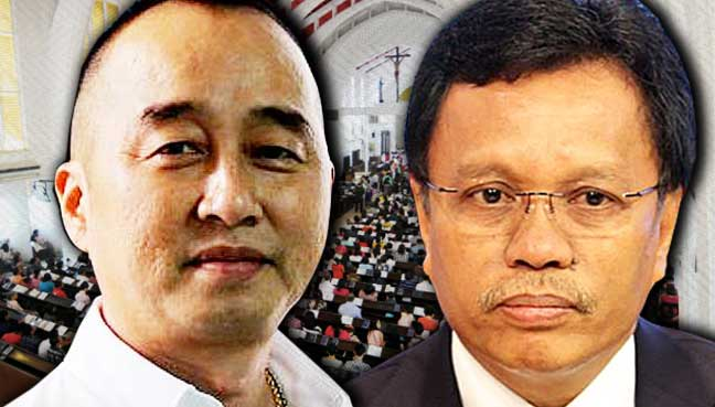 Upko: Shafie like salesman selling secondhand goods