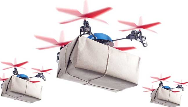 Drone-Package-Delivery