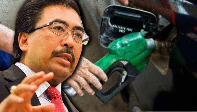 Johari-Abdul-Ghani-harga-minyak-malaysia