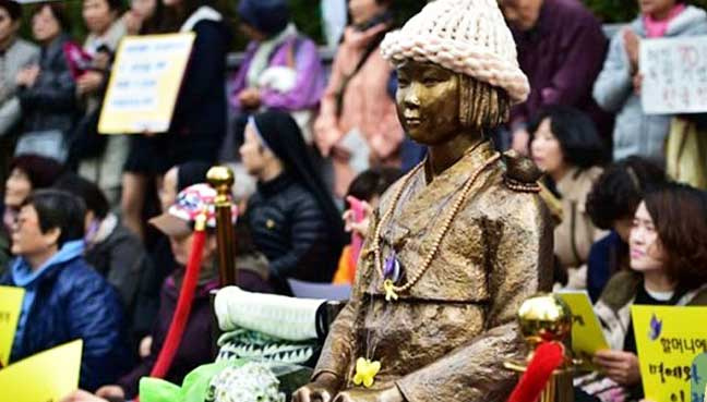 Japan's Osaka to Cut Ties With San Francisco Over 'Comfort Women' Statue