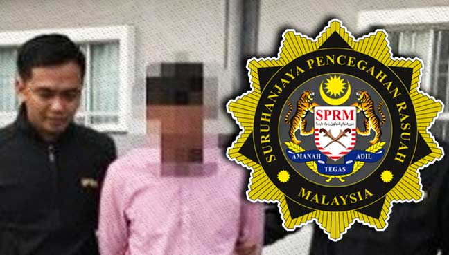 Sprm Tahan Timbalan Pengarah Jabatan Keselamatan Pekerjaan Johor Free Malaysia Today