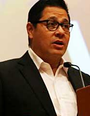 Suriana Welfare Society executive director, Scott Wong.
