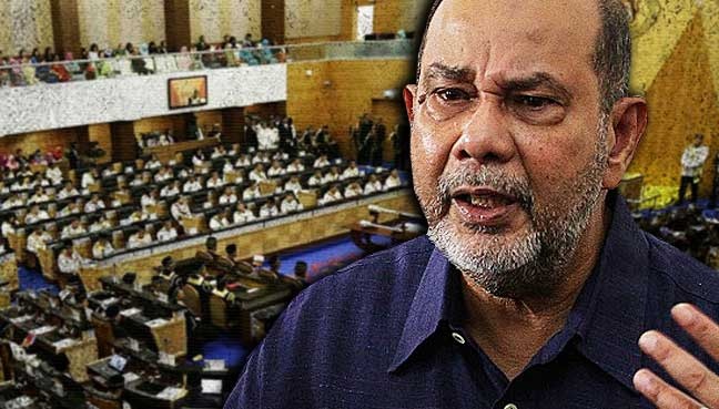 Syed Hamid: All questions submitted were answered by the government, although some answers did not satisfy the opposition.