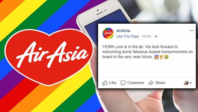 Gay social media