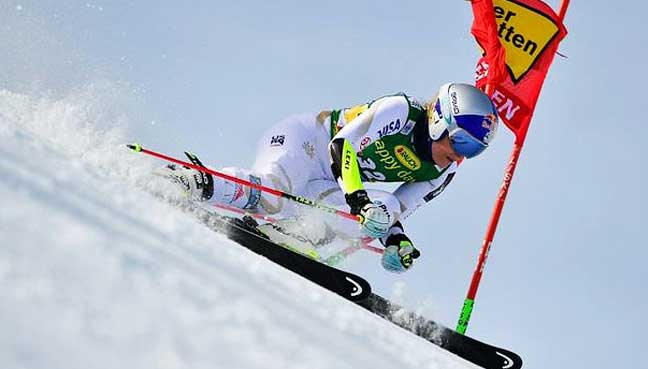 Switzerland's Feuz wins World Cup downhill in Lake Louise