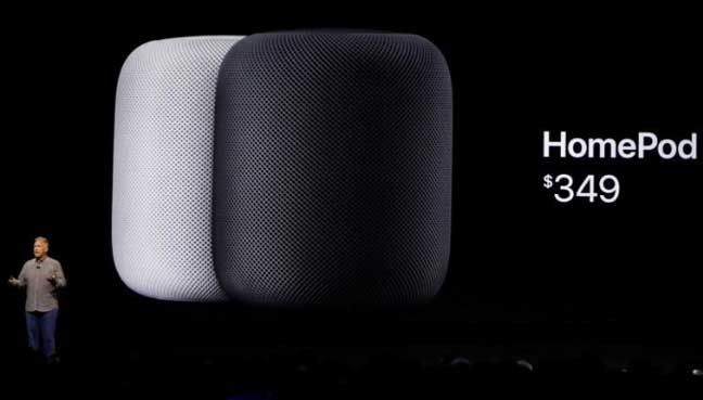 Apple delays HomePod release until next early 2018