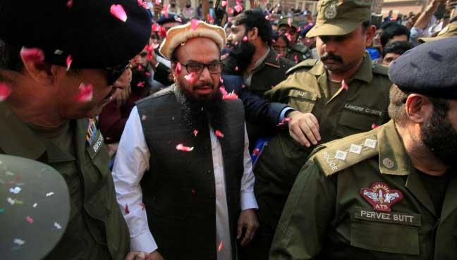 Pak judicial body orders release of 26/11 Mumbai attack mastermind Hafiz Saeed