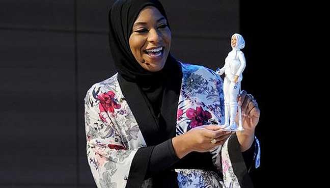 First Hijab Wearing Barbie To Honor Us Fencer Ibtihaj
