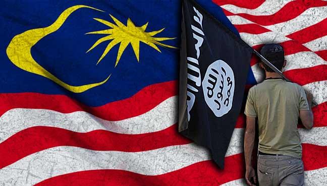 isis-militant-malaysia-flag-1