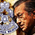 mahathir-polis