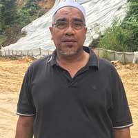 Manager of An Naim camp, Md Hallme bin Shaari.