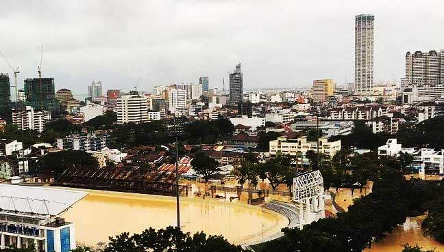 Residents Want Holistic Flood Prevention Plan For Penang