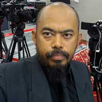 Baharudin Suarnur is disappointed with proposed high annual fee for drones.