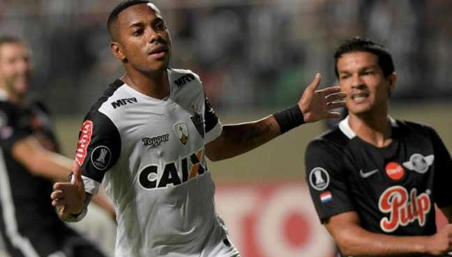 Football star Robinho bags 9 years in Jail for Sexual Assault